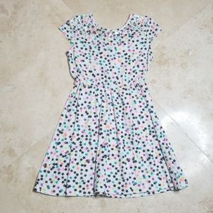 CIRCO girl's L star studded dress/ 3 for $25